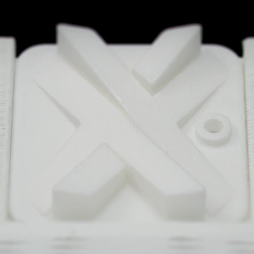 Media Tumbled SLS 3D Printing