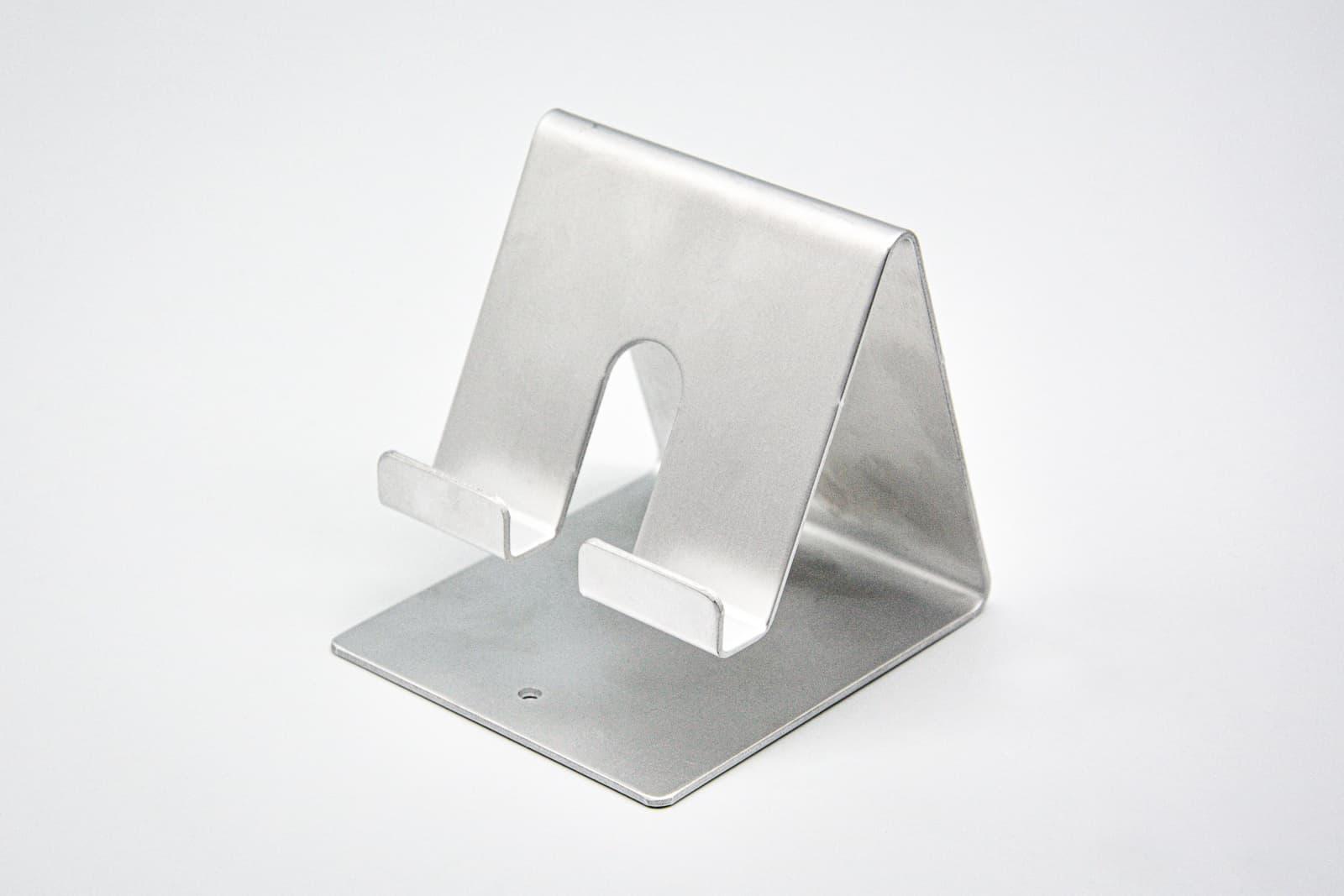 Order Sheet Metal parts aluminium