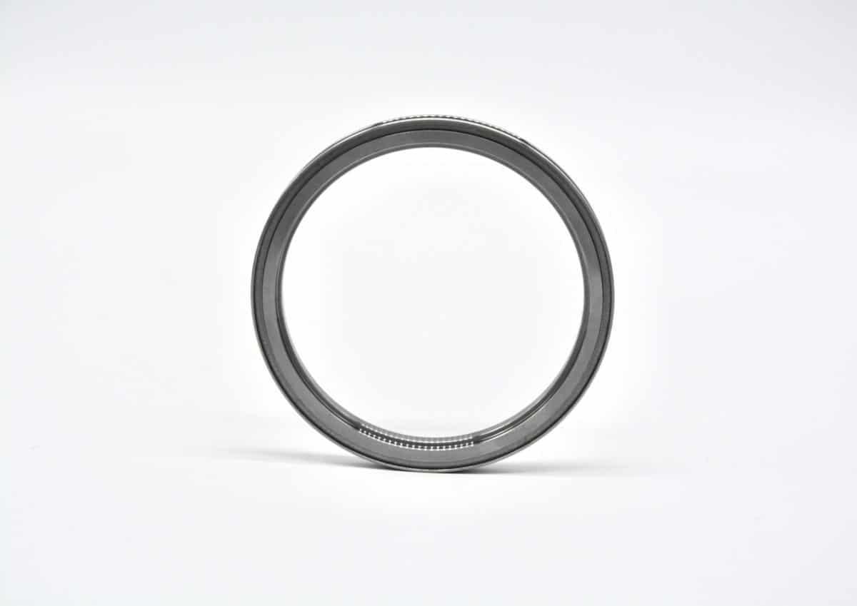 Steel part