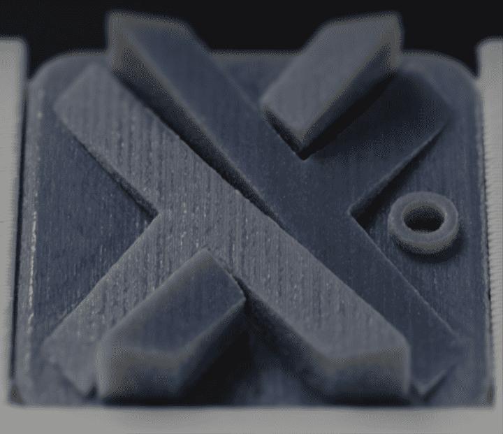 Polyjet photopolymer dark grey