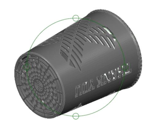 Design of a pencil case