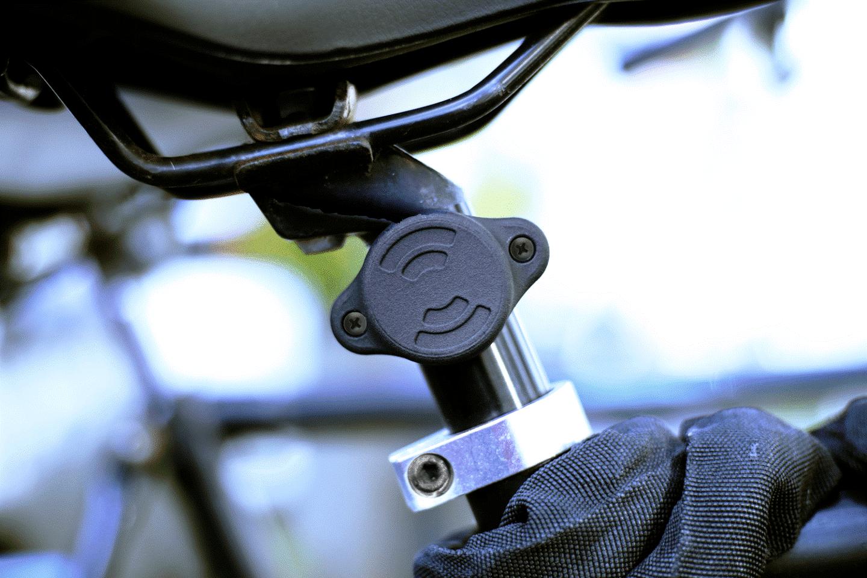 AirTag Bike Mount