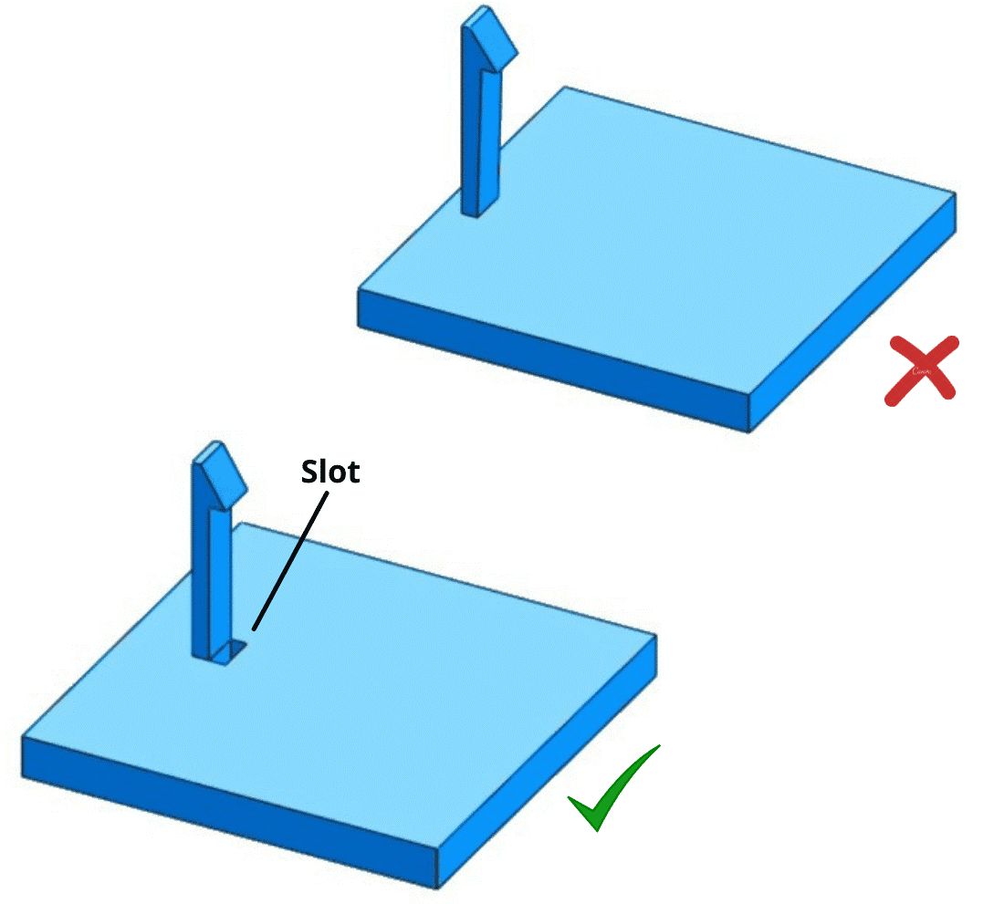 Design Tips for Injection Moulding - Snap fits