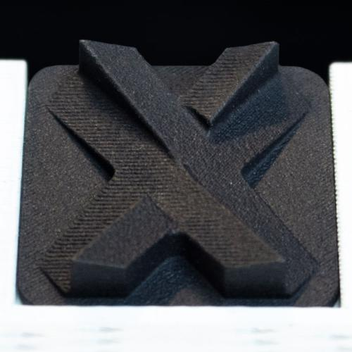 Dyed Black - HP MJF 3D printing