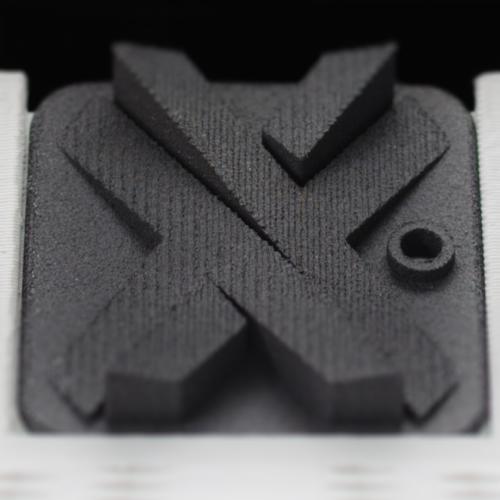 Dyed Black - SLS 3D printing