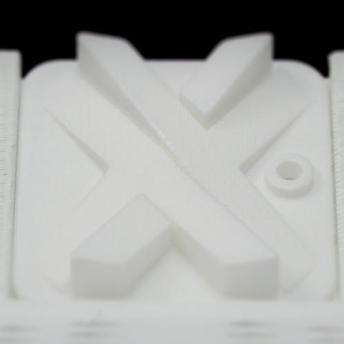 SLS 3D printed tile