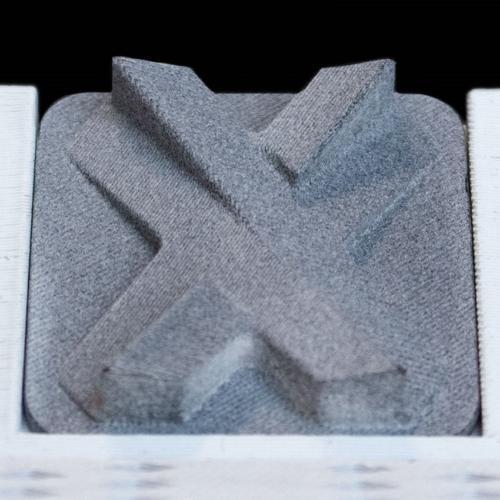 HP MJF 3D printed tile