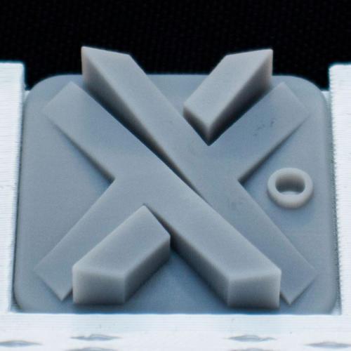 SLA 3D Printing – Xtreme Grey, PP/ABS Like